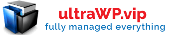 ultraWP managed hosting